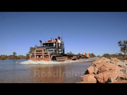 Outback Truckers River Crossing
