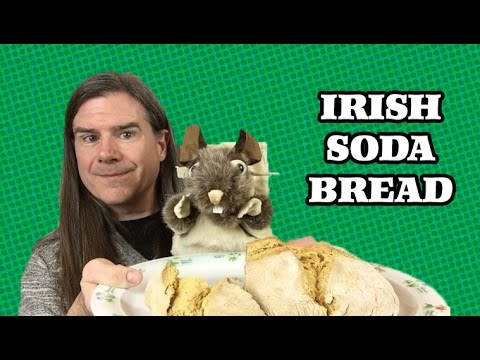 3 Ingredient Recipes: Irish Soda Bread (Easy Bread Recipe)