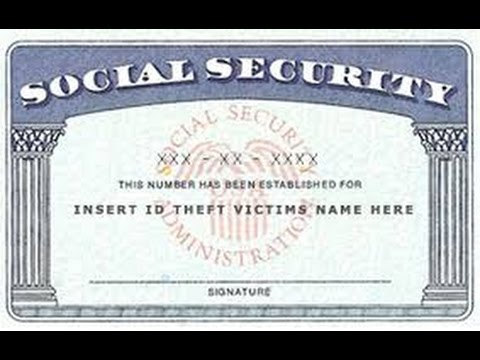 Goodbye Defacto Canceling a social security number & birth certificate Secured Party Creditor I
