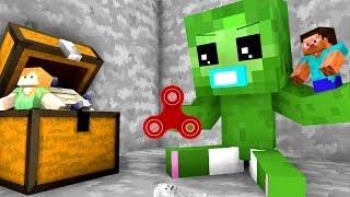 Baby Zombie Life - Craftronix Minecraft Animation