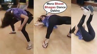 Shraddha Kapoor Funny Dance Video From Street Dance 3d Set
