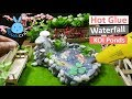 Hot Glue Waterfall Tutorial Koi Fish Ponds | Awesome Hot Glue DIY Life Hacks for Crafting Art #005