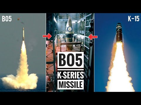 What Is BO5 Missile? Is BO5 A K-Series Missile? BO5 - K15 Or Sagarika Missile | Explained (Hindi)