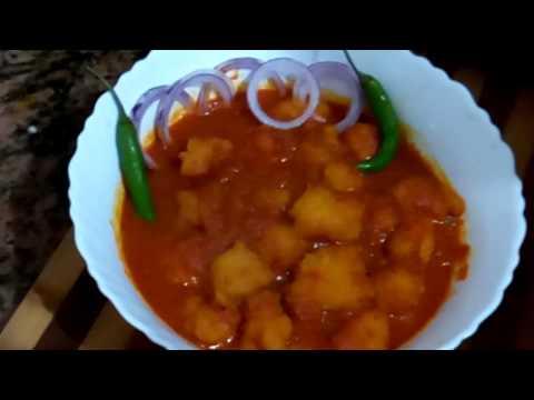 How to make moong dal pakori ki sabji recipe