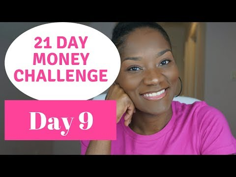 21 Day Money Challenge   Day 9   Where is Your Money Going?   FrugalChicLife