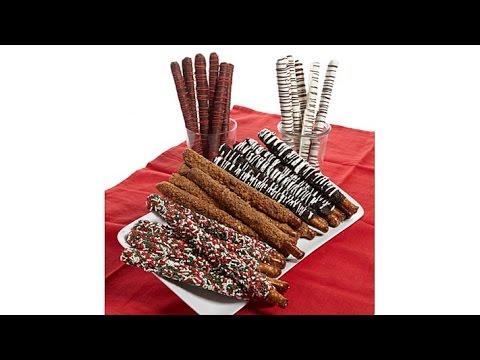 Silvestri Sweets Gourmet Pretzel Rods 30count AutoShip