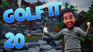 Flying Around, The Game-Changer! (Golf It #20)