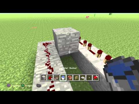 How to make the best TNT Cannon-Minecraft PS4