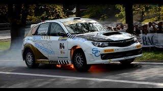 15° Rally Legend 2017 - Crash Meeke, Fire & Show