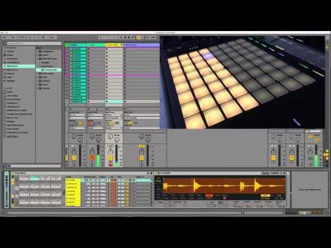 Pure Live Breakcore (Ableton Tutorial) = Ned Rush