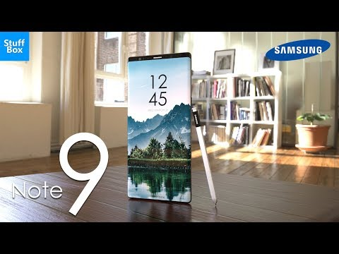 Samsung Galaxy Note 9 Preview! - The iPhone Killer?