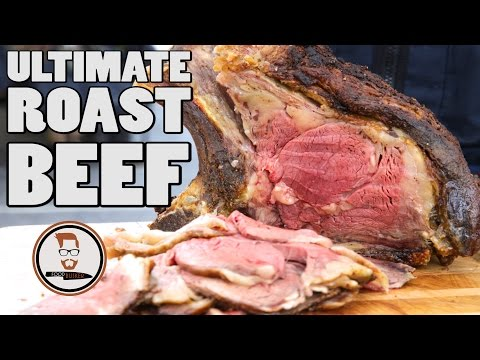 ULTIMATE ROAST BEEF | You've been doing it wrong
