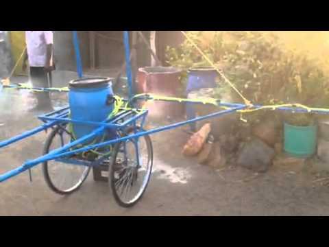 Subhani Syed - Cycle boom sprayer