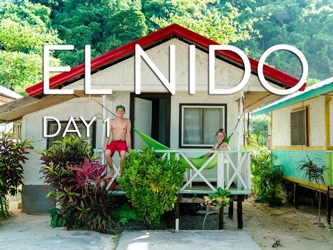CEBU TO EL NIDO VLOG DAY 1: THE PHILIPPINES