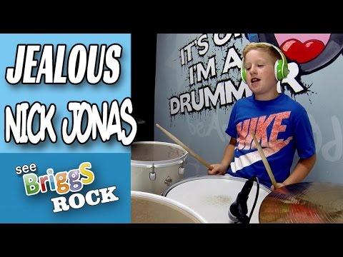 Jealous | Nick Jonas | Drum Cover | Briggs