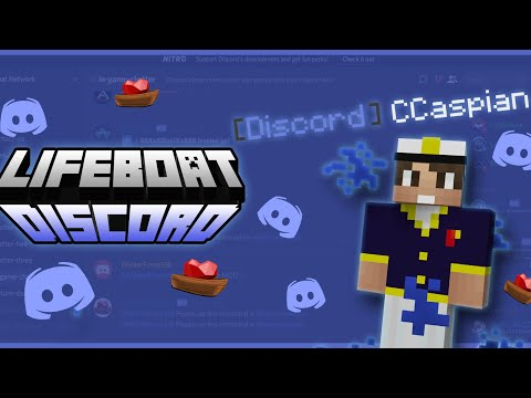 How to join the Official Lifeboat Discord Server | Free Rank & Particles!