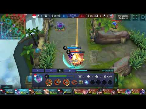 Karina Mobile Legend by Alief