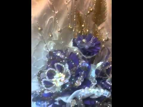 Crystal Bouquet by Polly Chan -CP018