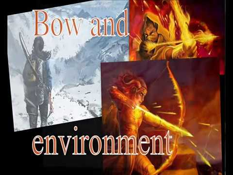 bow-an discovered bows and archeri