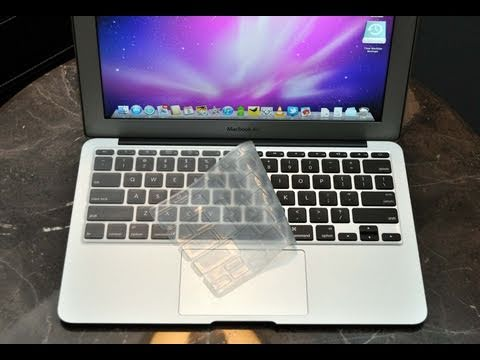 MacBook Air 11-inch Keyboard Cover-Rearth Verco: Review
