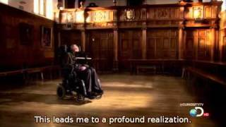 Stephen Hawking There is no God. There is no Fate.