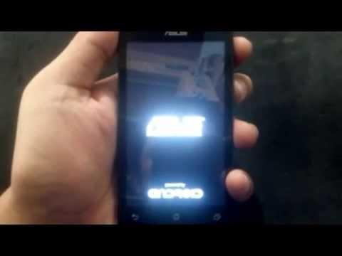 How to Hard Reset ASUS ZenFone 4