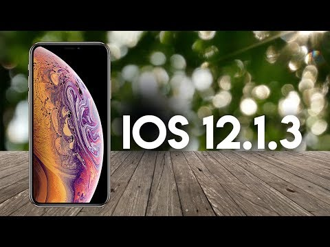 iOS 12.1.3 - iPhone Review