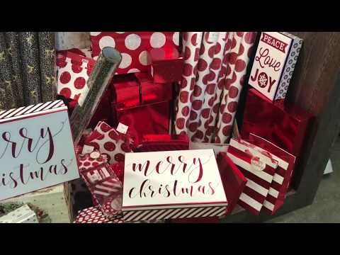 Shop With Me | Christmas Tree Shop {andThat!} Monogramed Gift Ideas