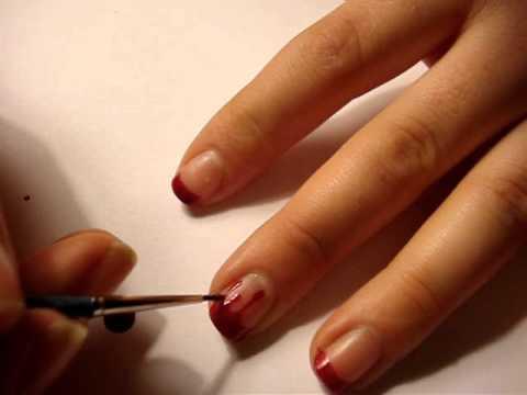 Bloody nails! (2 min short)