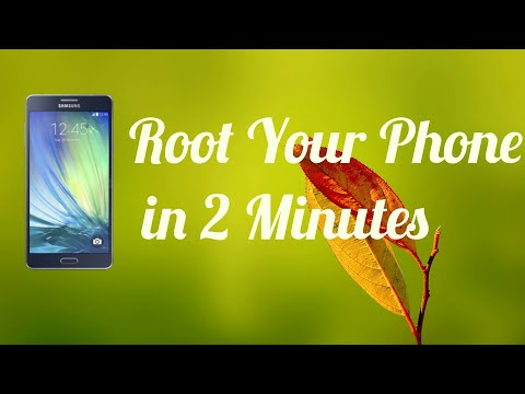 How To Root an Android (New) 2017