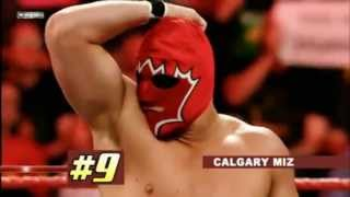 WWE RANK'D: Most Revealing Unmaskings