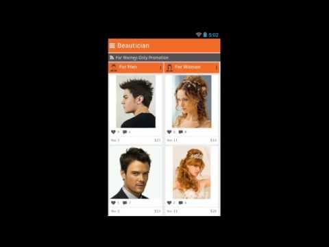 Beautician Android