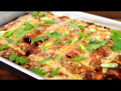 Homemade Chicken Enchiladas Recipe | REAL Chicken Enchiladas |Cooking With Carolyn