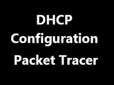 DHCP Server Configuration Wired & Wireless in Packet Tracer