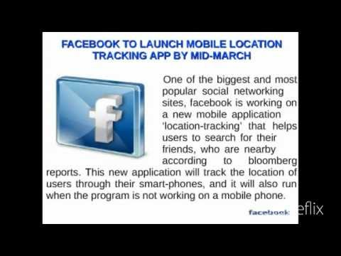 Facebook To Launch Mobile Location-Tracking App By Mid-March