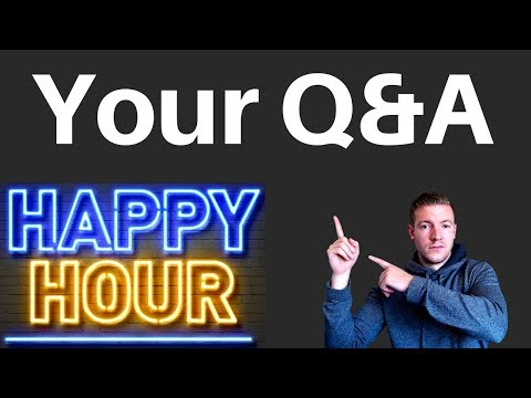 Crypto Happy Hour - Q&A Friday Edition