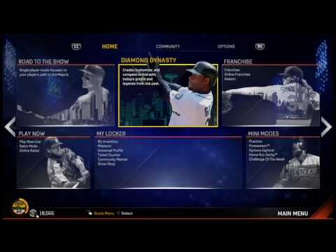 MLB 17 how to download the operation sports rosters