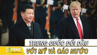 Tin thế giới nổi bật trong tuần | Căng thẳng Mỹ - Trung và các nước lên đỉnh điểm vì Covid-19 | FBNC