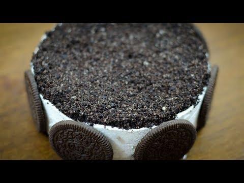 HOW TO MAKE OREO ICECREAM CAKE I OREO ICE CREAM CAKE RECIPE