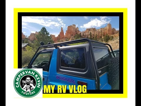 Tropic Ditch- One Of My Most Favorite RV VLOGS YET!