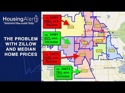 The Problem With Zillow & Median Home Prices When Investing In Real Estate
