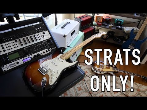10 Riffs You NEED A Strat For!!