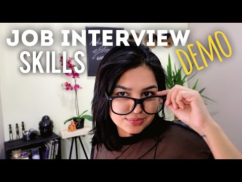 Job Interview Prep | Student | Part Time Job | How To | Apply for Work 3/3