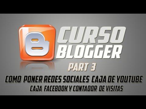 COMO CREAR UN BLOG ESTILO PAGINA WEB PART3