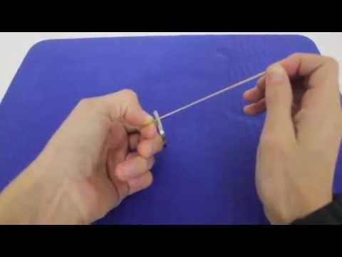 rubber band and ring magic trick ! EXPLANATION & Performance