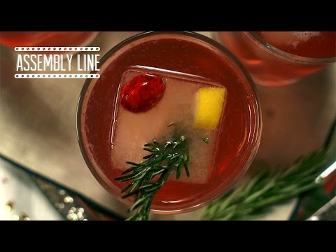 New Years Punch, Cubed! | Assembly Line