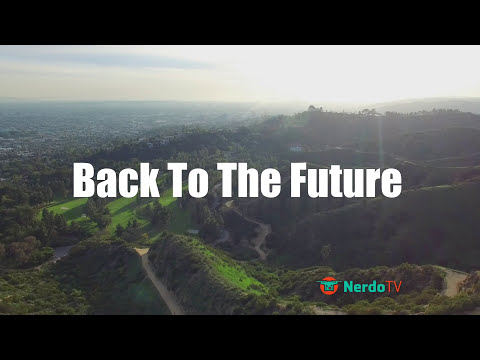 BACK TO THE FUTURE 2 Movie Location Tunnel in Griffith Park!