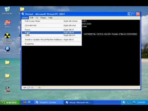 Operating System Sandbox: Virtual PC