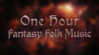 1 Hour of Medieval Fantasy Instrumental Music by Vindsvept