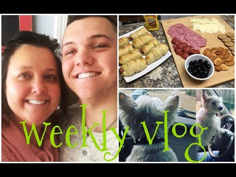 Weekly Vlog 1/ 30 to 2/ 4/ 2018